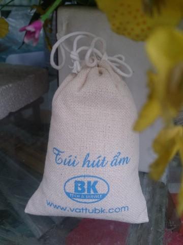 Túi hút ẩm-Hạt chống ẩm-Vật tư chống ẩm (Sỉ & Lẻ)