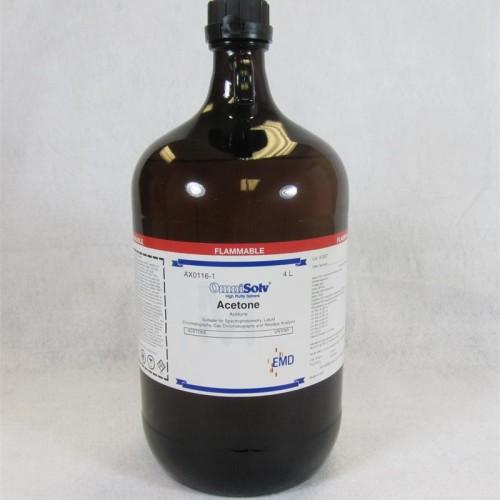 Acetone (AR) CH3COCH3