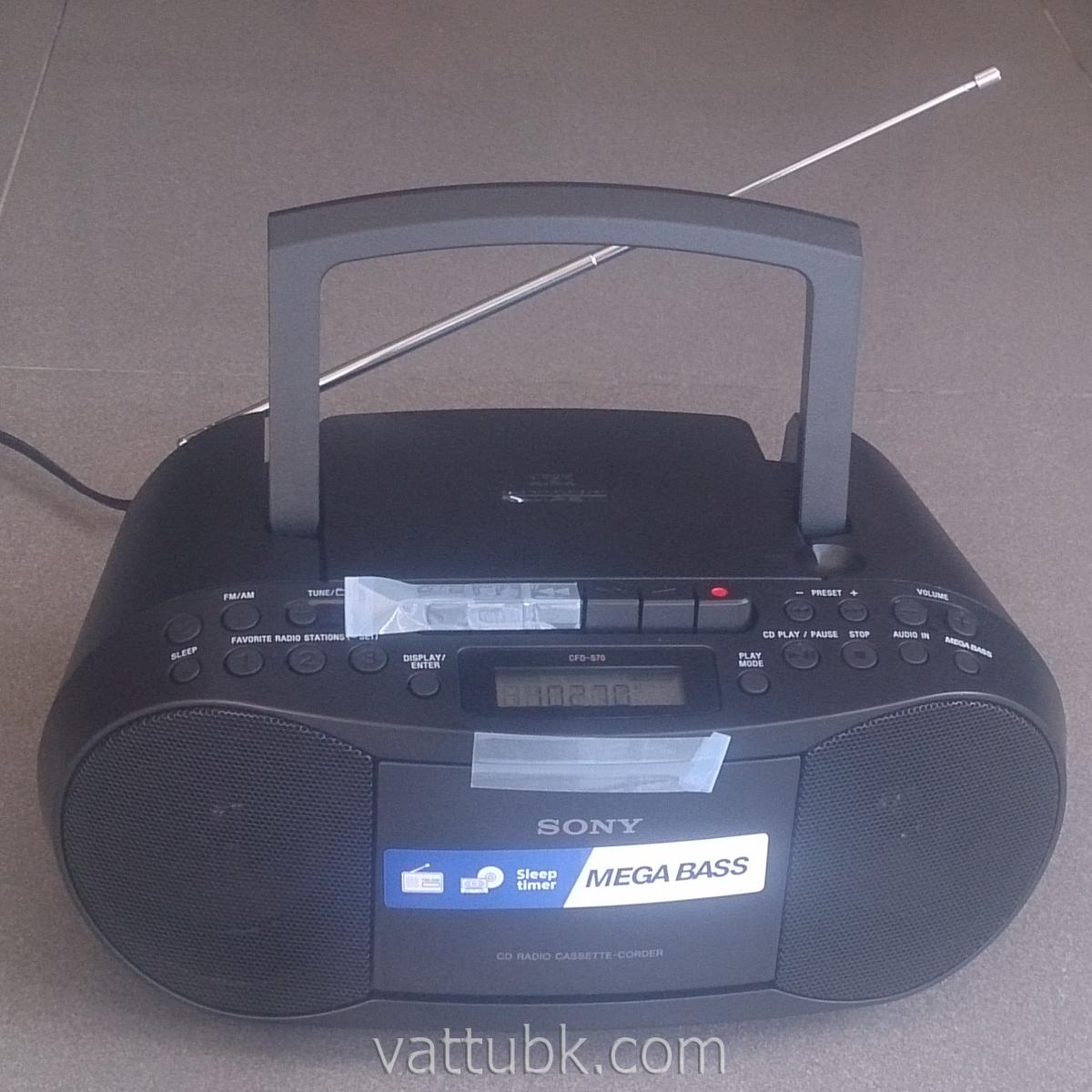 Đài CD